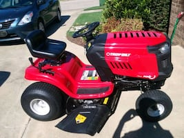 Troy bilt 7 speed Pony Riding Mower