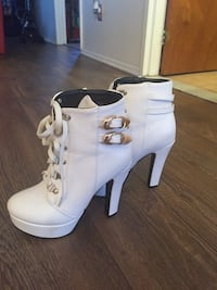 New woman's boots size 8 Laval, H7G 2L8