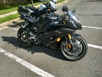 Yamaha YZF - R6 - 2008 Sports Bike 2 km