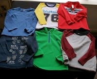 Boys Long Sleeve Shirts Size 4T Greater Landover, 20785