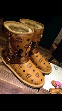 mcm boots  Indianapolis