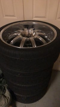 Set of 22s for $1400 Cameron