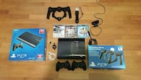 Play station 3 con volante e giochi Pianezza, 10044