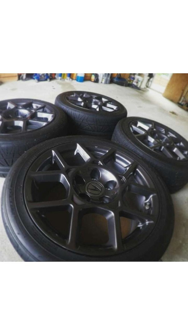 Used Acura TL Type S Wheels OEM For Sale In Dover Letgo - Acura tl type s wheels for sale