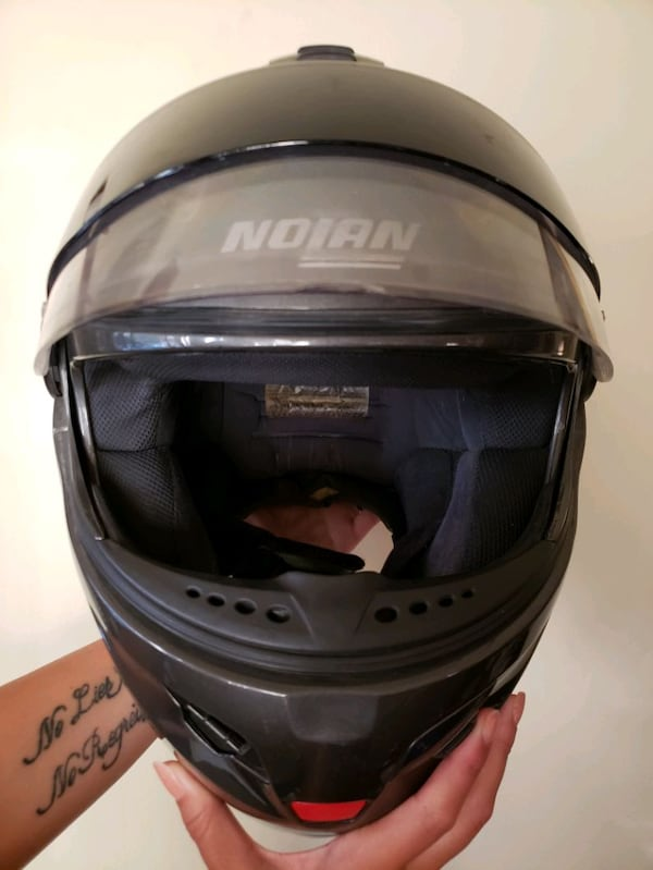 Used Nolan Motorcycle Helmet  2