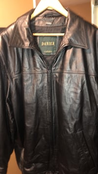 Leather Danier jacket .negotiable . Toronto, M6N
