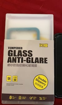 iPhone 7 tempered glass screen protectors Langley, V2Y 0G6