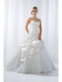 THE COUTURE COLLECTIONSATIN TAFFETA TULLE STRAPLES Toronto, M2R 3T2