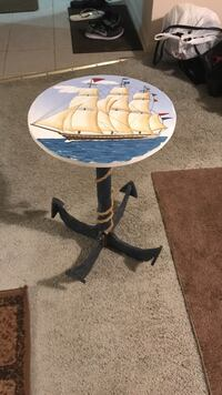 Anchor base table (wooden) Hagerstown, 21742