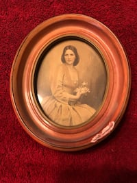 Small Vintage Wood Picture Frame Rancho Cucamonga, 91701