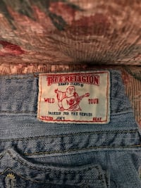 Brand name true religion Mississauga, L5V