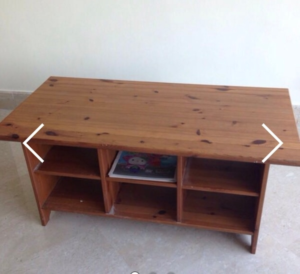 Coffee Table Tv Console Book Case