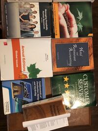 College books douglas college and sprott shaw Surrey, V3R 4G2