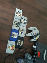 Nintendo 64 console with controller and game cartridges Halifax, B3R 1X3
