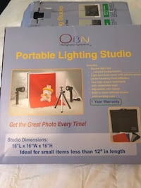 Ideal for small photo shoots. Used twice Smithtown, 11787
