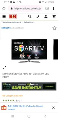 Samsung 3d smart tv , panisonic 3d blueray Des Moines