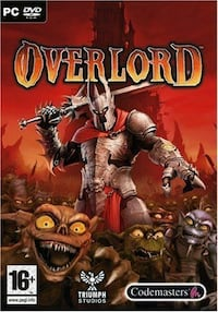 overlord pc dvd Évreux, 27000