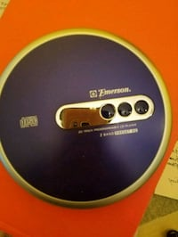 Emerson portable CD player with headphones  Port Charlotte