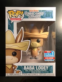 Funko pop #281 Baba Looey NYCC exclusive  Lorton, 22079