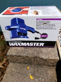 Waxmaster polisher Reading