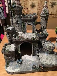 Plants and two castles for fish tank. Please contact me for more details. New City, 10956