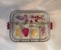 Collectible Indiana Glass Co. Serving Tray Saint Peters, 63376