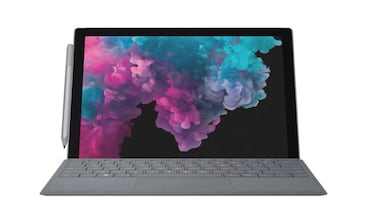 Surface Pro 12.3 touch screen 8 gb memory 128SSD