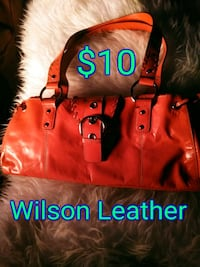 Wilson Leather purse Vancouver, 98686