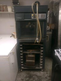 Miwe commercial convection oven