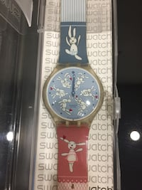 Swatch Bunnysutra Bunny Love watch Laval