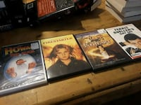 Movies REDUCED from $2 ea to $1 ea Rogers, 72758