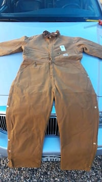 Brand New Insulated Carhartt's size 44 short  Grand Junction, 81501