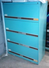 4 drawer filing cabinet MONTREAL