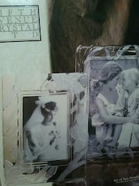 Crystal picture frame Los Angeles, 91324