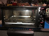 Black and decker toaster oven Las Vegas, 89120