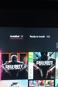 Xbox one X(200games)