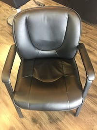 4 black chairs $50 for all Mississauga, L5G