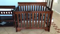 Crib and changing table New Port Richey, 34654