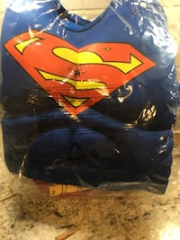 Adult super man costume new  Orangeville, L9W 1X5