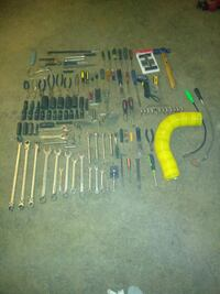 144 Piece Tool Set misc for the handyman Sacramento, 95815