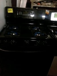 Ge profile stove gas excellent conditions  Baltimore, 21223