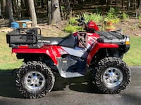 Polaris sportsman H.O. 500 Gerrardstown, 25420