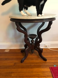 Marble top table  Catonsville, 21228