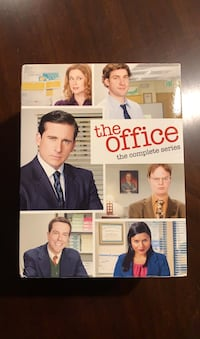 The Office Complete Series Herndon, 20170
