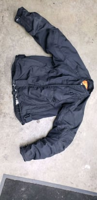 icon armored motorcycle jacket  Guelph, N1H 1K7