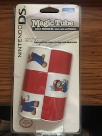 New Nintendo ds mario & Luigi magic tube  Santa Maria, 93454