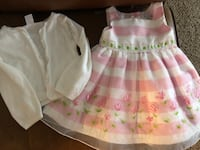 Sweet Heart Rose girls dress size 24 month Geneva, 60134