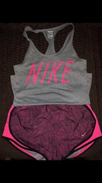 gray and pink tank top Winfield, 25213