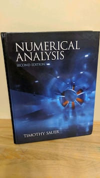 Numerical analysis textbook Mississauga, L5J 2A7