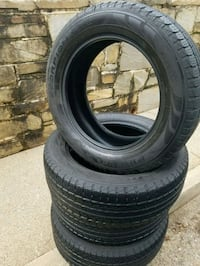 4set tires pirelli scorpion 275/55R20  Arlington, 22204